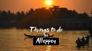 Read more about the article 11 Best Things To Do in Alleppey for Refreshing Holiday