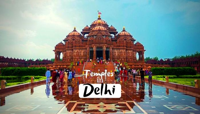 Read more about the article 15 Best Religious & Spiritual Famous Temples in Delhi