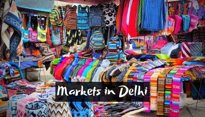 Read more about the article 10 Best Famous Markets in Delhi for Shopping