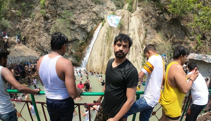 Neer Waterfall Trekking