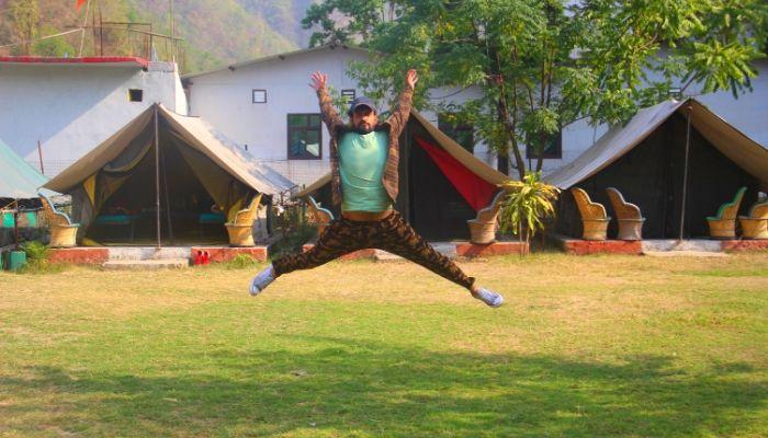 Rishikesh Camp