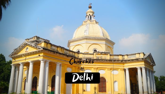 Read more about the article Best Famous Churches in Delhi to look Christian Culture
