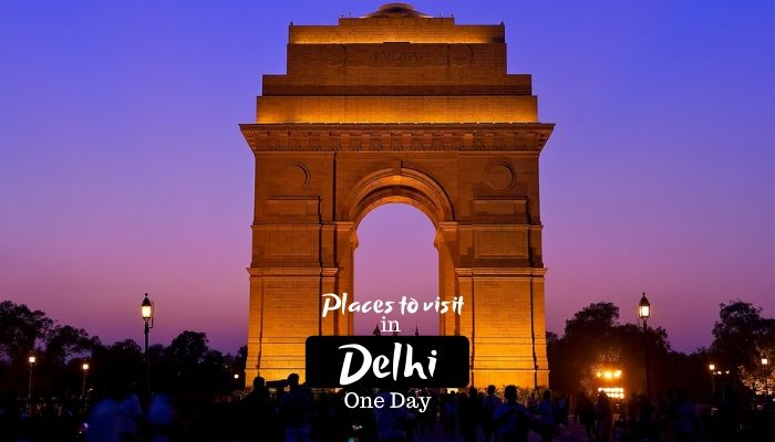 Read more about the article Best Tourist Places To Visit in Delhi in One Day