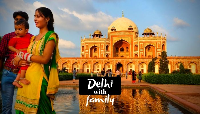 Read more about the article Best Places to Visit in Delhi with Family and Kids
