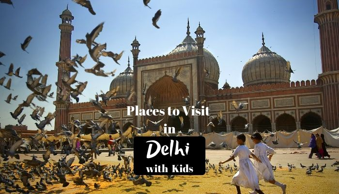 Read more about the article Best Fun Places to Visit in Delhi with Kids