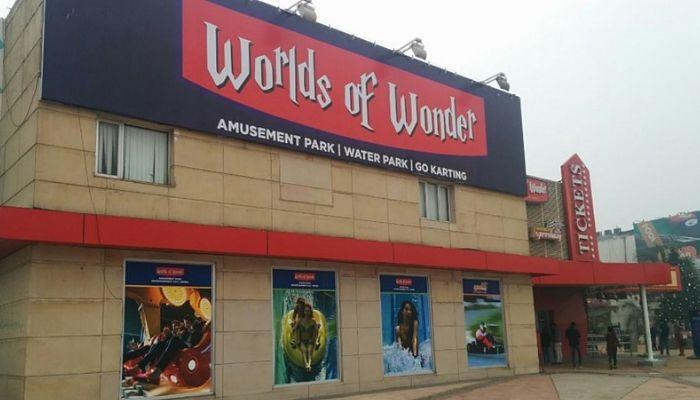 Worlds of wonder